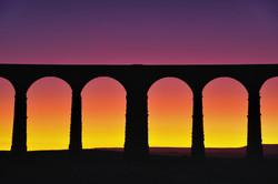Arches of colour