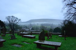 232/365 Pendle Hill from St Leonards