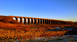 221/365 Golden Hour at Ribblehead