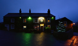 244/365 Blue hour at the Assheton Arms