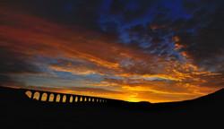 Blazing dawn