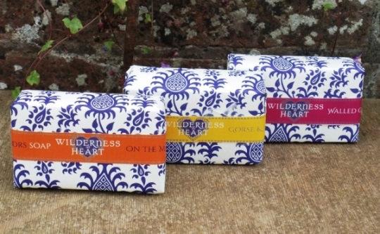 Handmade Natural Vegetable-Based Soap