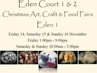 Wilderness at Heart at the Eden Court Christmas Art, Craft & Food Fairs