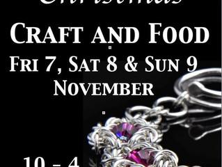 Blair Castle 7th to 9th November