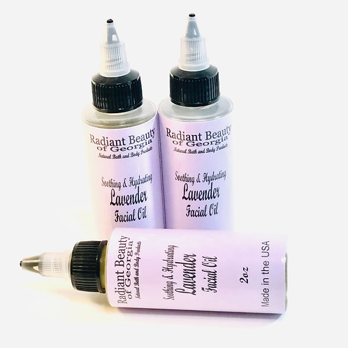 Lavender Facial Oil