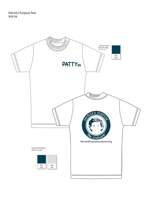 Patrick's Purpose T-Shirt