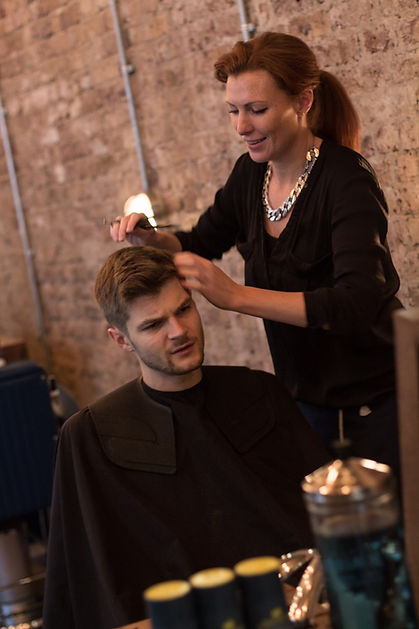 Lilly Dillon, MD of The Barber Agency