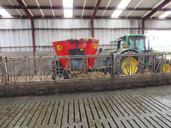 GH Engineering 8m3 Feeder Wagon