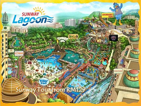 Sunway Lagoon Tour