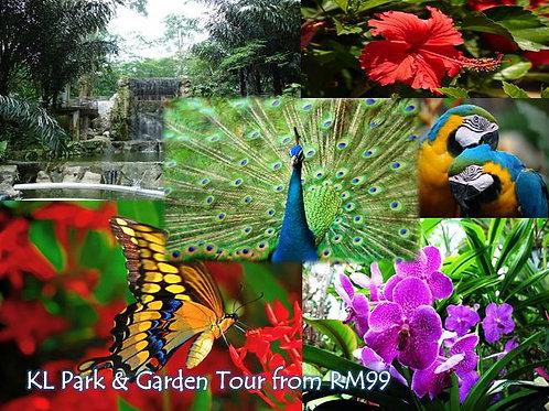 KL Park & Garden Tour