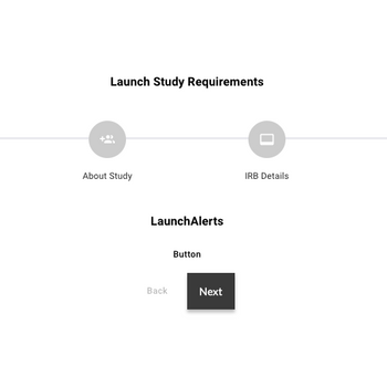 Launch study: Manage participants, monitor adherence, and analyze data