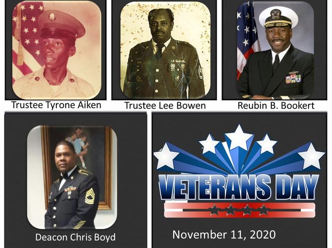 Veteran Honorees