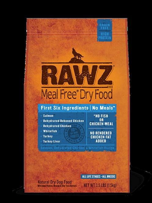 ラウズ サーモン、ディハイドレイテッドチキン&ホワイトフィッシュレシピ DOG 1.58kg 賞味期限2021年1月10日
