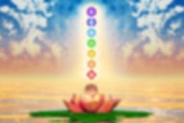 bigstock-Sacred-Lotus-And-Chakras-797711