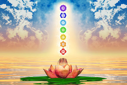 bigstock-Sacred-Lotus-And-Chakras-797711