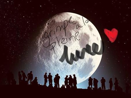 Soirée PoYa – soirée de pleine lune et d'ascension du Sommet Olympia entre amis…