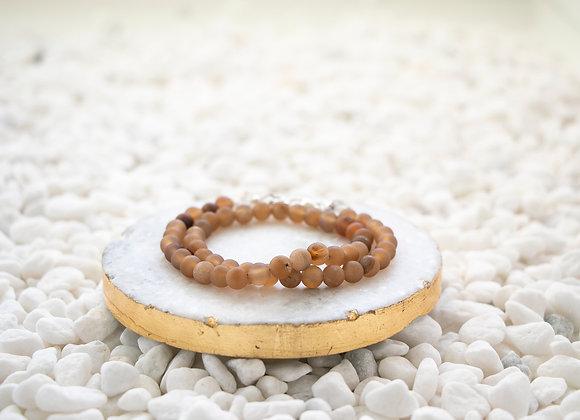 Peach Bracelet/Choker
