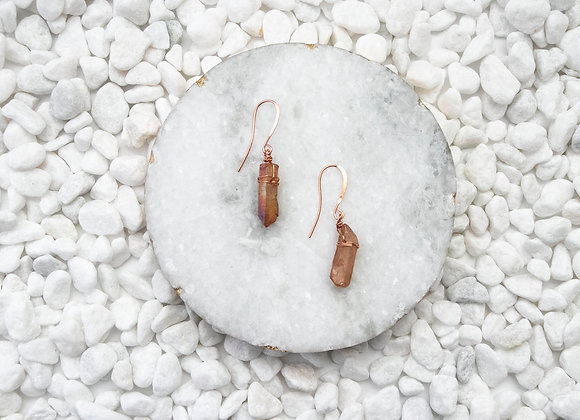 Quicksand Earrings