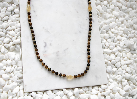 Toasted Necklace