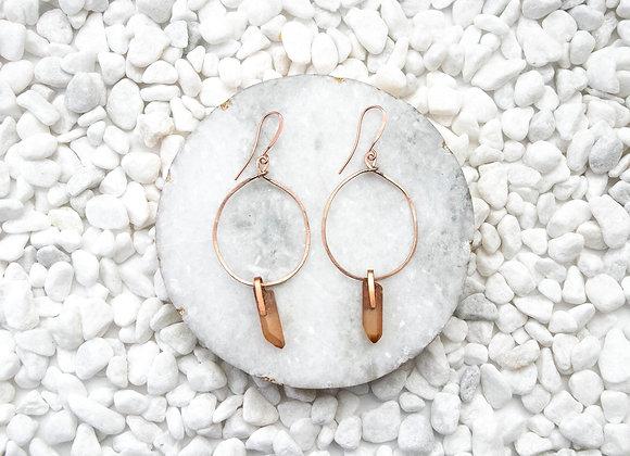 Sand Dune Earrings