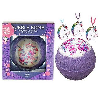 Bubble Bomb + Necklace