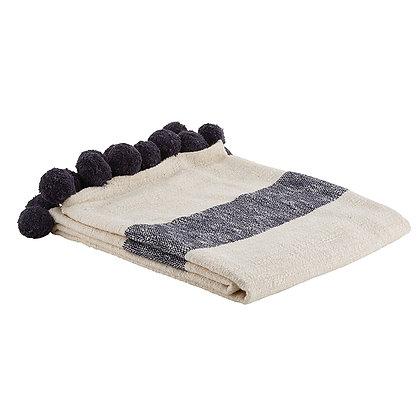 Pom Throw Blanket