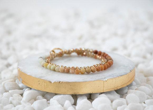 Golden Sands Bracelet