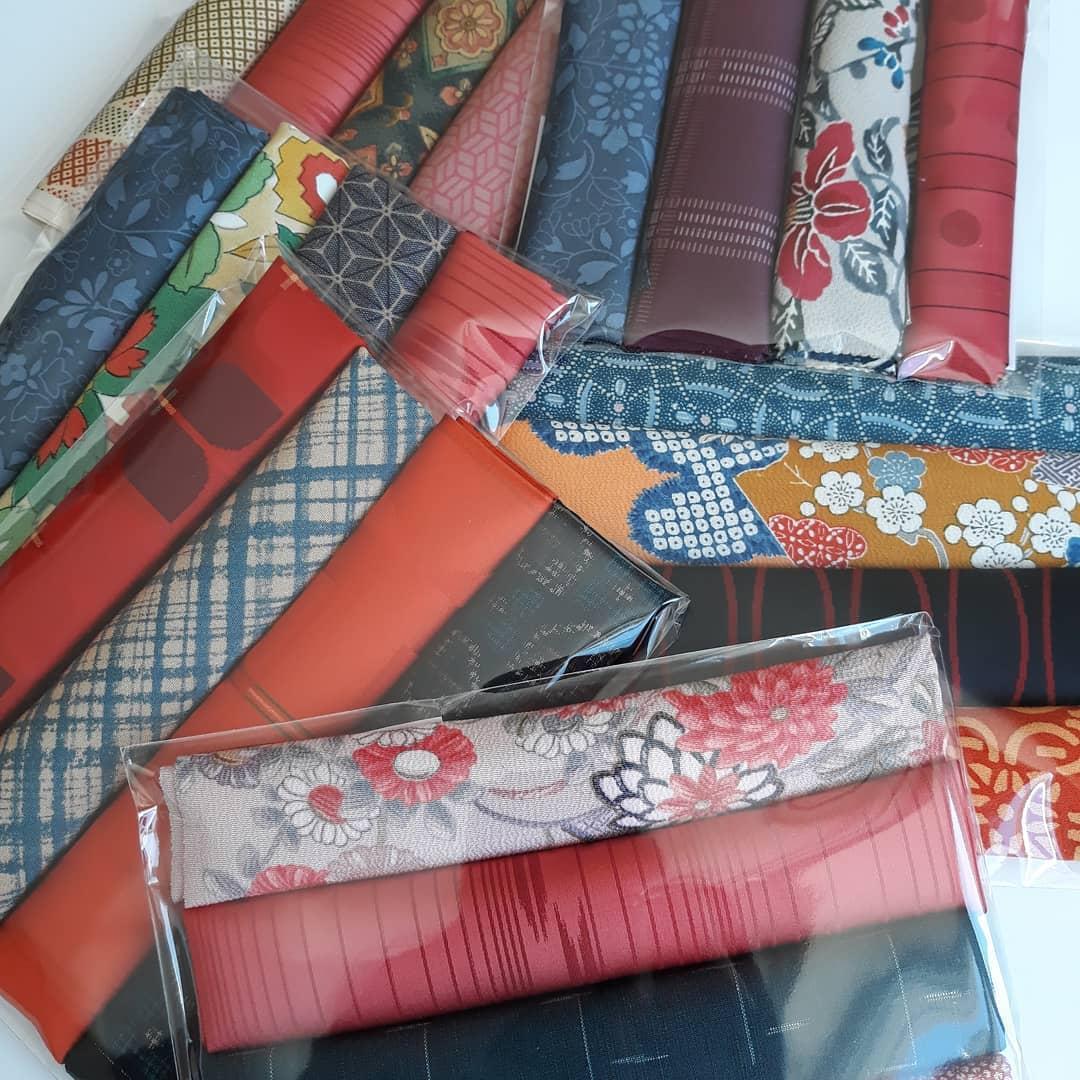 Kimono sample packs