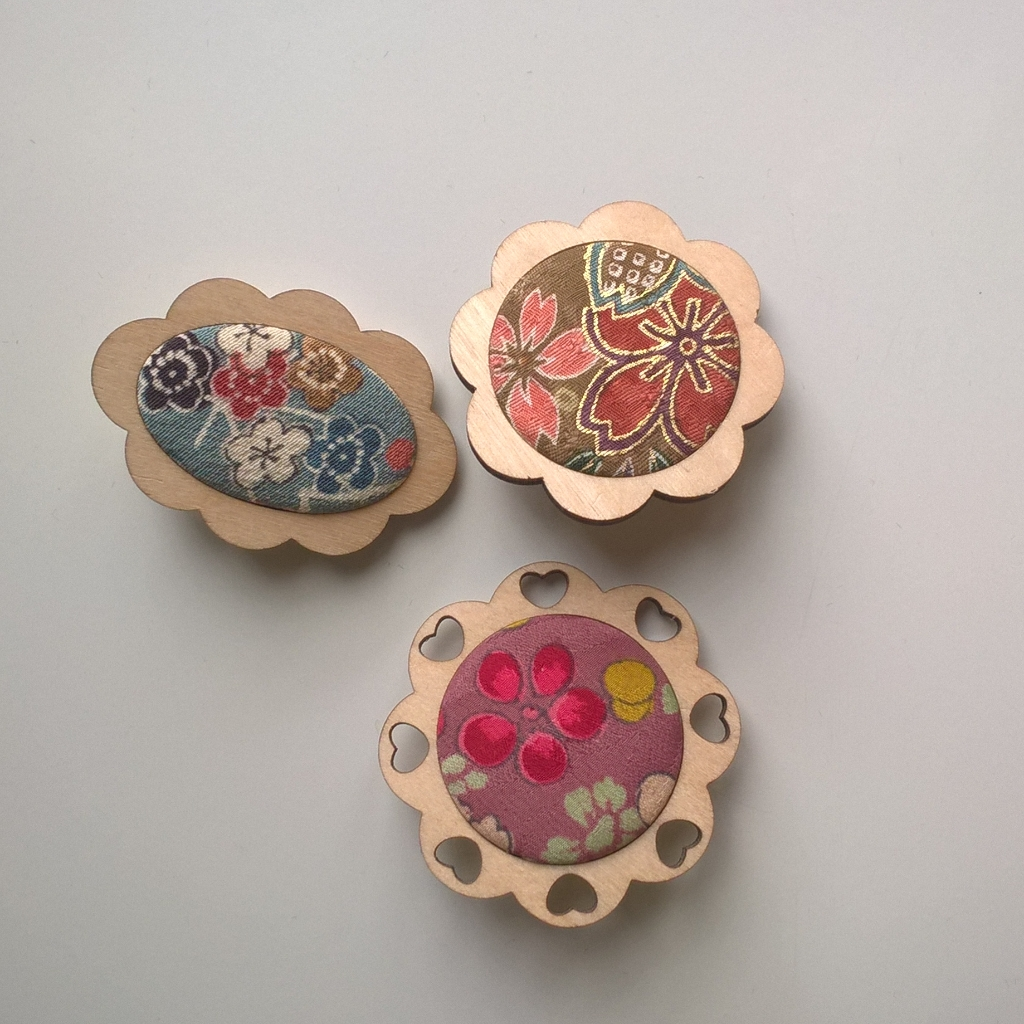 Brooches Sold