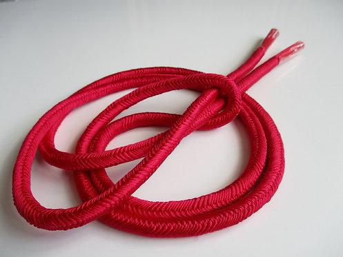 Obijime - Belt - Japanese accessories - 162 cm x 9 mm - Dark Pink