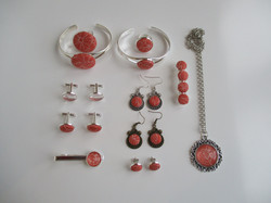 Modern - Fabric Jewels