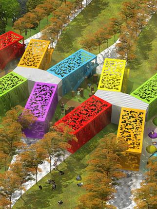 Eco Children's Playhaven