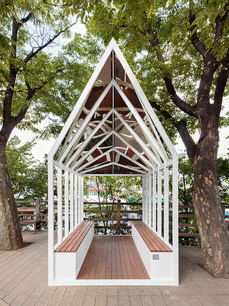 Plug-in Pavilion