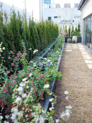 La Creme Bridal Terrace Garden