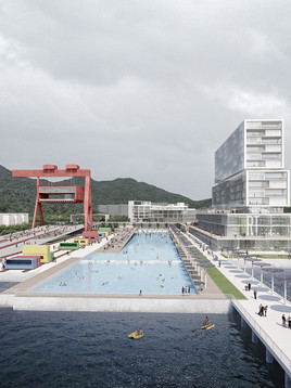Tongyeong Dock City
