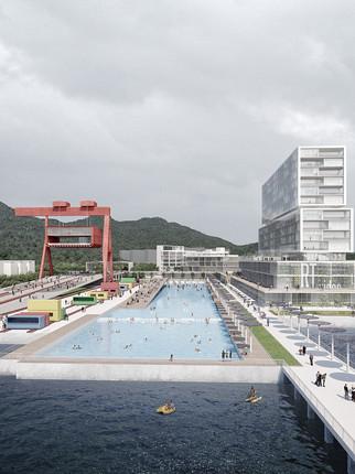 Tongyeong Dock City