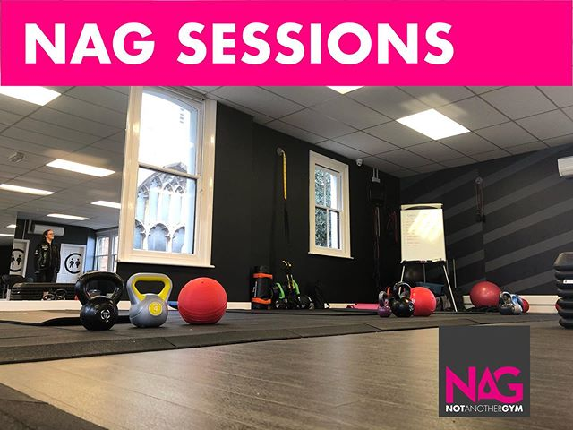 WHAT ARE NAG SESSIONS_ _We use HIIT trai