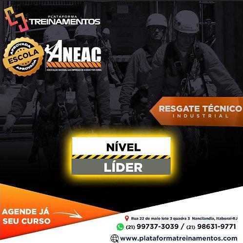 Resgate Nível LIDER - NBR 16710