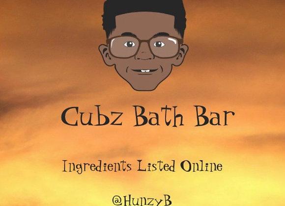 Cubz Bath Bar