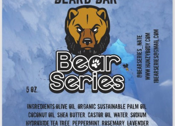 Bear Series Mint Beard Bar