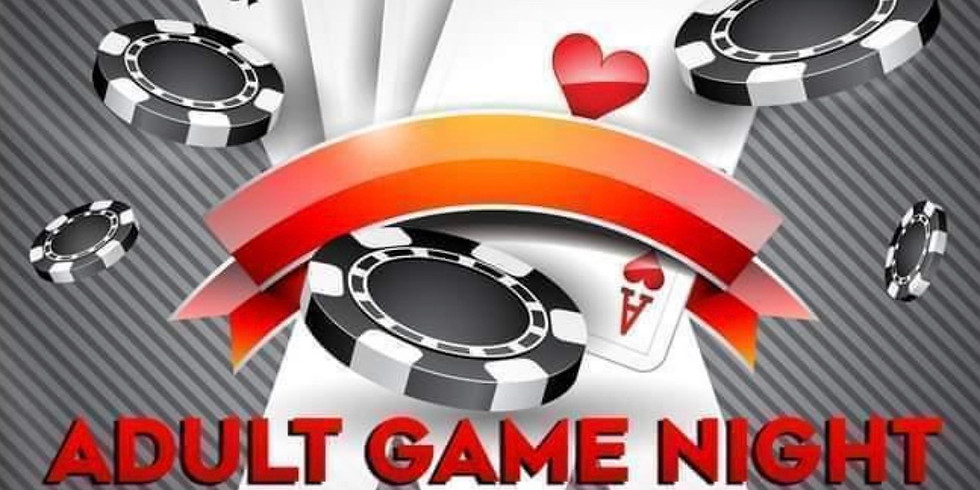 Adult Game Night by YRS Entertainment