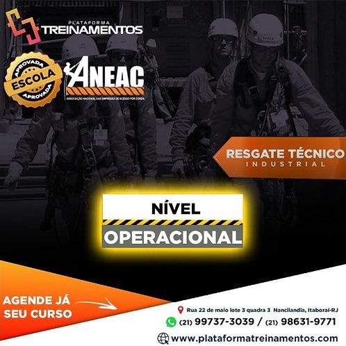Resgate Nível OPERACIONAL - NBR 16710