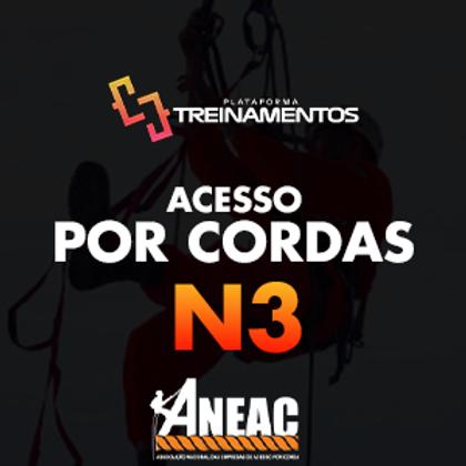 Acesso por Cordas N3 - Aneac