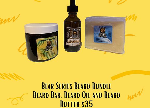 Bear Series Beard Holiday Bundle