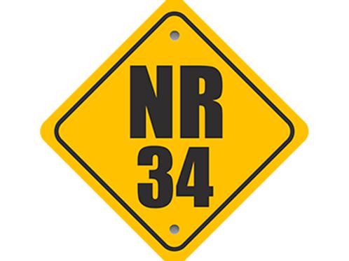 Curso Básico de Segurança - NR-34