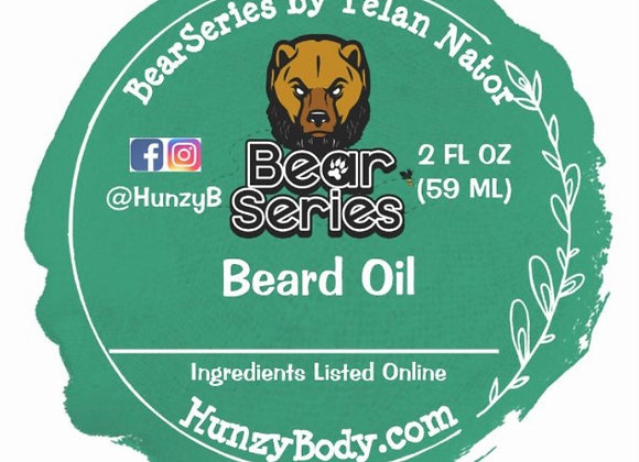 BearSeries Beard Oil
