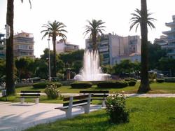 Psila Alonia square