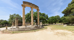 Ancient Olympia site