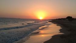 Spiatza sunset
