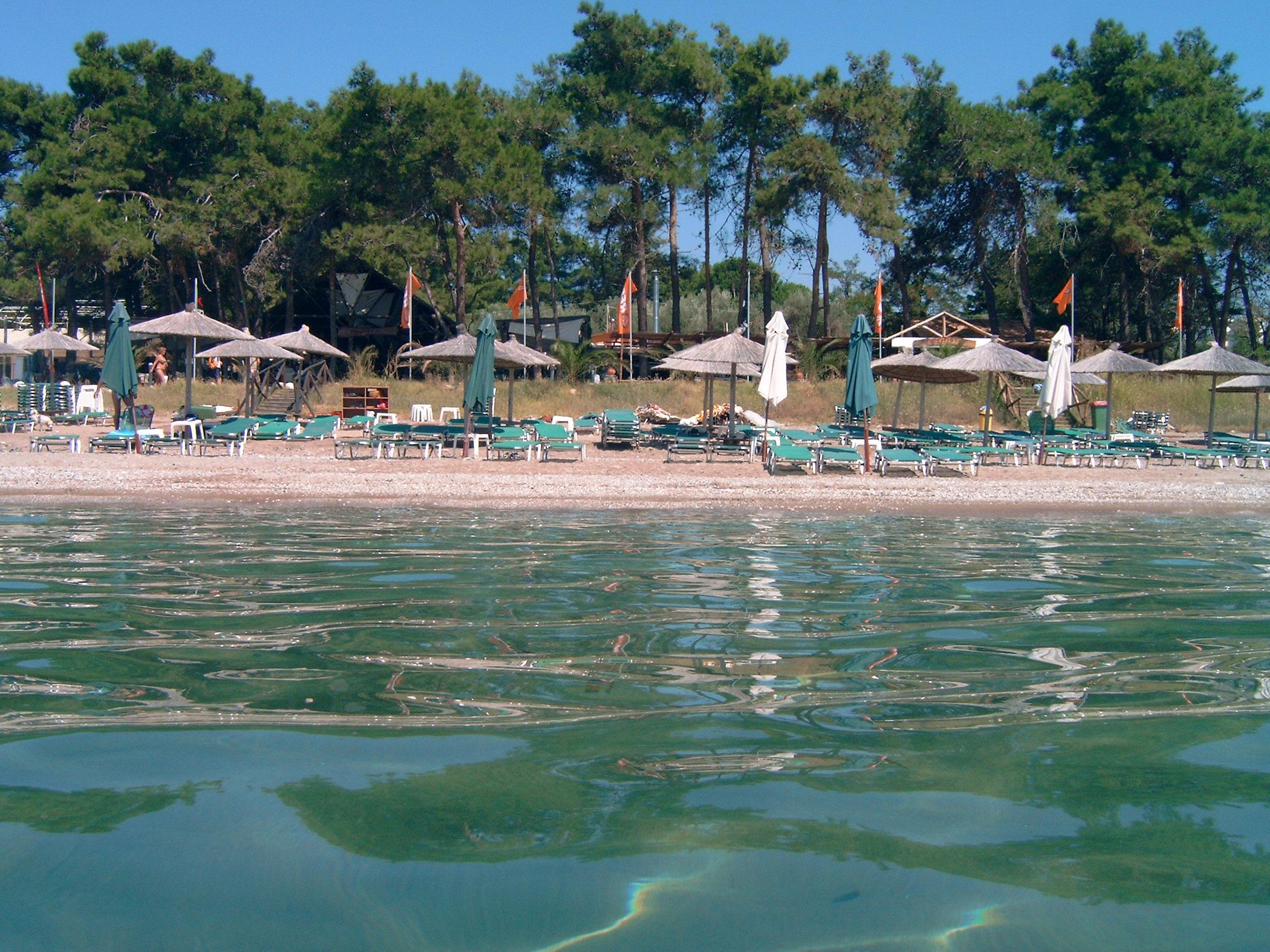 Alexandroupoli Agia Paraskevi beach